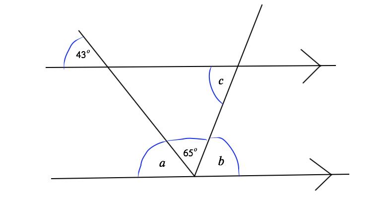 Tough angles question