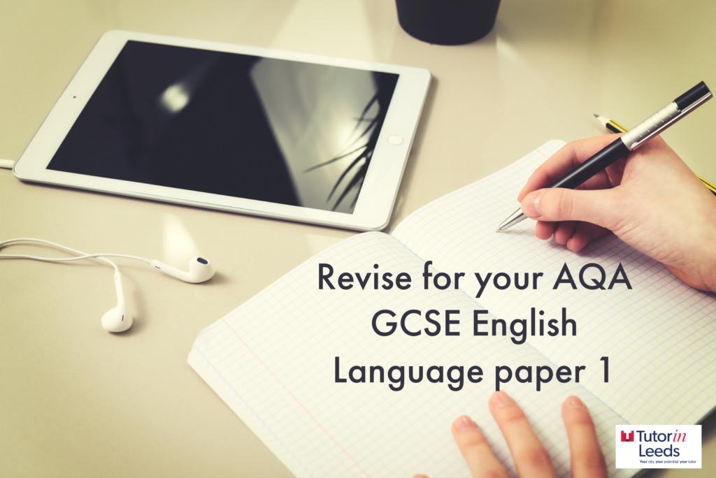 Revise AQA GCSE English Language Paper 1