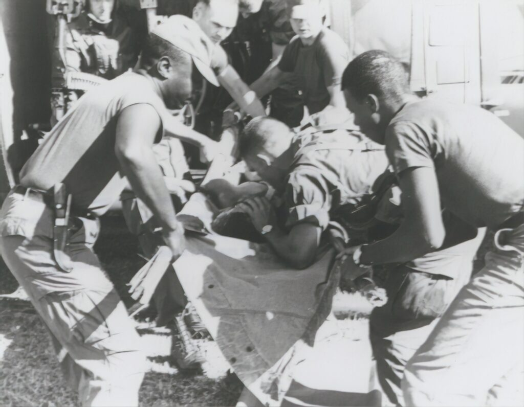 Vietnam War for A level History