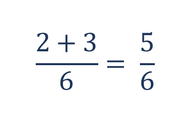 Fractions answer